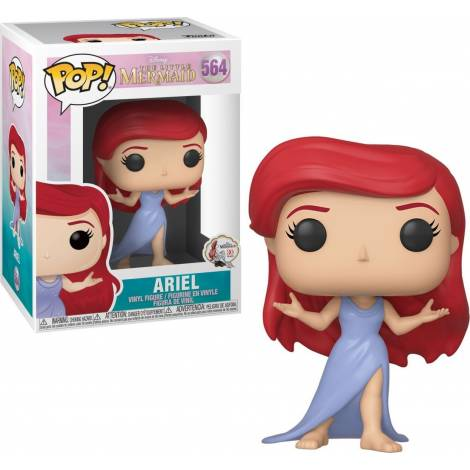 Funko POP! Disney: The Little Mermaid - Ariel (Purple Dress) #564 Vinyl Figure