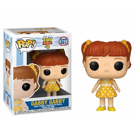 Funko Pop! Disney: Toy Story 4 - Gabby Gabby #527 Vinyl Figure