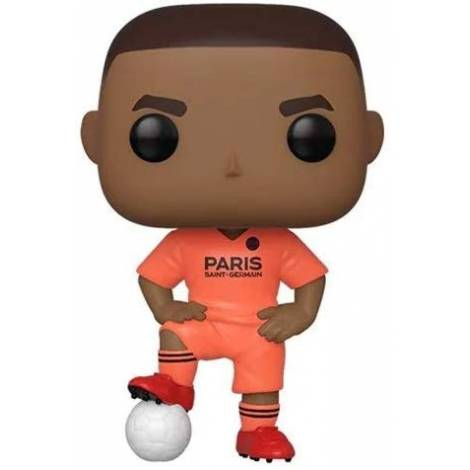 Funko POP! Football: PSG - Kylian Mbappe (Away Kit) Vinyl Figure