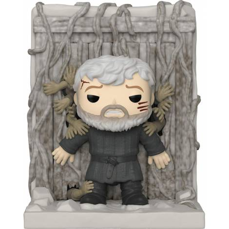Funko POP! Game of Thrones - Hodor Holding the Door # Deluxe Vinyl Figure