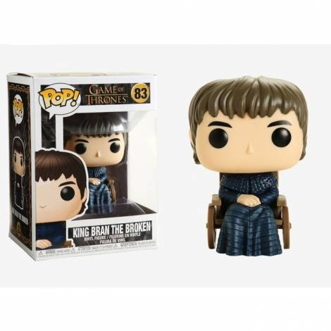 Funko POP! Game of Thrones - King Bran the Broken # Vinyl Figure