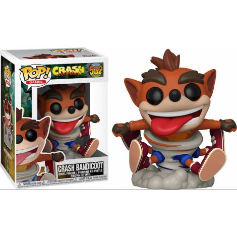Funko POP! Games : Crash Bandicoot S3 - Crash Bandicoot #532