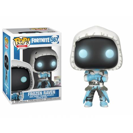 Funko POP! Games Fortnite - Frozen Raven # Vinyl Figure