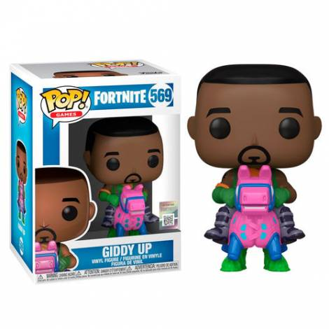 Funko POP! Games Fortnite - Giddy Up # Vinyl Figure