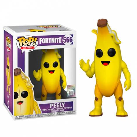 Funko POP! Games Fortnite - Peely # Vinyl Figure