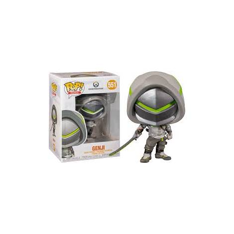 Funko POP! Games: Overwatch - Genji # Vinyl Figure