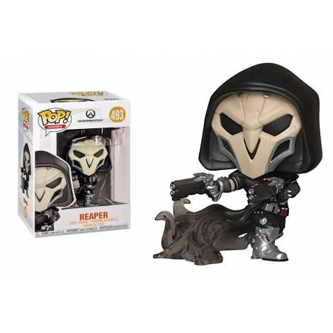 Funko POP! Games: Overwatch S5 - Reaper (Wraith) #493 Vinyl Figure
