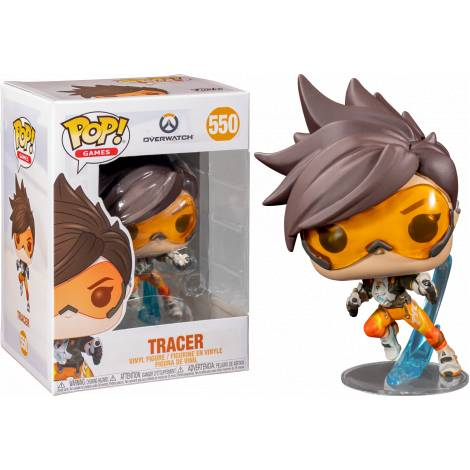 Funko POP! Games: Overwatch - Tracer # Vinyl Figure