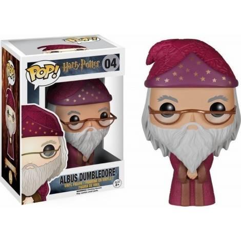 Funko POP! Harry Potter - Albus Dumbledore #04 Figure