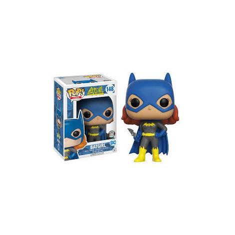 Funko POP! Heroic Batgirl ( DGLT) #148 (DC Comics)