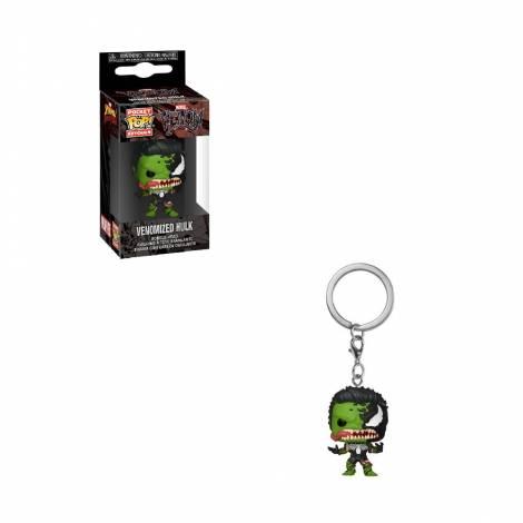 Funko POP! Keychain: Marvel Venom - Hulk Vinyl Figure #46461