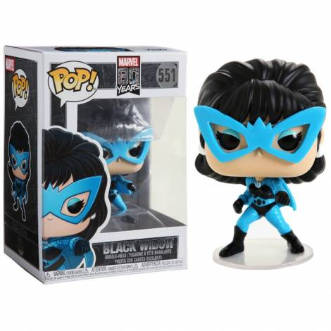Funko POP! Marvel 80th - First Appearance Black Widow # Vinyl Figure