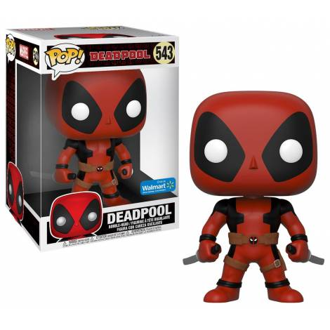 Funko POP! Marvel Deadpool Exclusive 10-Inch Vinyl Bobble Head #543 [Super-Sized, Swords]