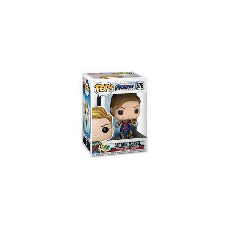 Funko POP! Marvel Endgame - Captain Marvel with New Hair # Vinyl Figure