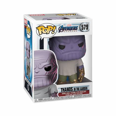 Funko POP! Marvel Endgame - Casual Thanos with Gauntlet #579 Vinyl Figure