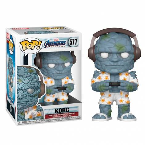 Funko POP! Marvel Endgame - Gamer Korg #577 Vinyl Figure