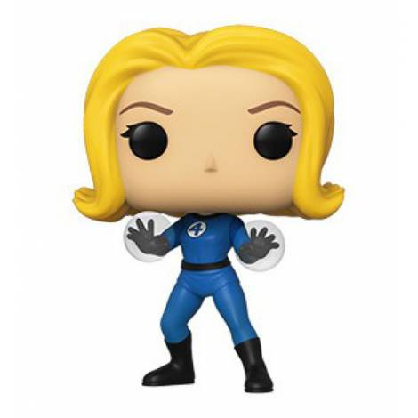 Funko POP! Marvel Fantastic Four - Invisible Girl # Vinyl Figure