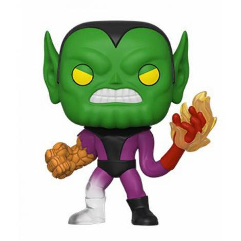 Funko POP! Marvel Fantastic Four - Super-Skrull # Vinyl Figure