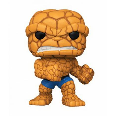 Funko POP! Marvel Fantastic Four - The Thing # Vinyl Figure