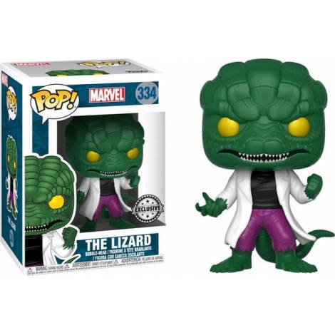 Funko POP! Marvel - The Lizard #334