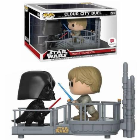 Funko POP! Movie Moments Darth Vader & Luke (Star Wars)