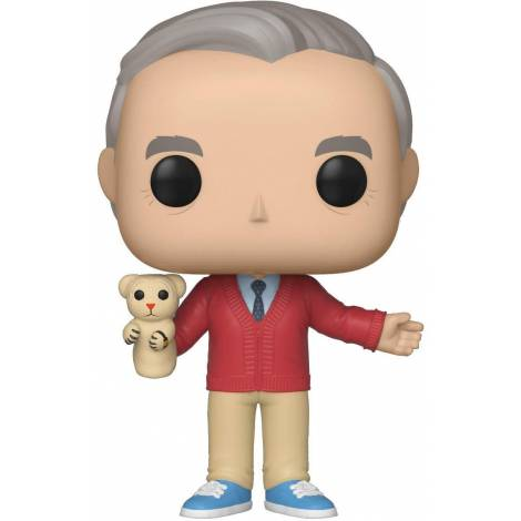 Funko POP! Movies: A Beautiful Day in the Neighborhood - Mr Rogers