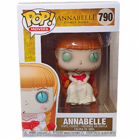 Funko POP! Movies - Annabelle Come Home - Annabelle (in chair) #790