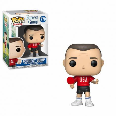 Funko POP! Movies: Forrest Gump - Forrest (Ping Pong Outfit) #770 Vinyl Figure