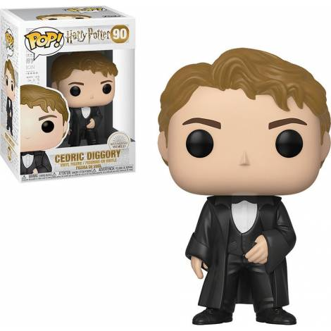 Funko POP! Movies - Harry Potter - Cedric Diggory (Yule Ball) #90