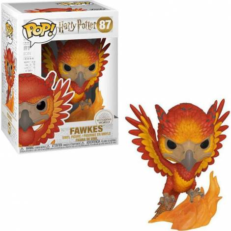 Funko POP! Movies - Harry Potter - Fawkes #87