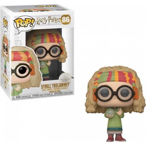 Funko POP! Movies - Harry Potter - Professor Sybill Trelawney #86