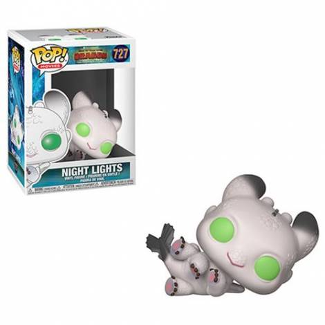 Funko Pop! Movies: How to Train Your Dragon 3 - Night Lights 2 #727