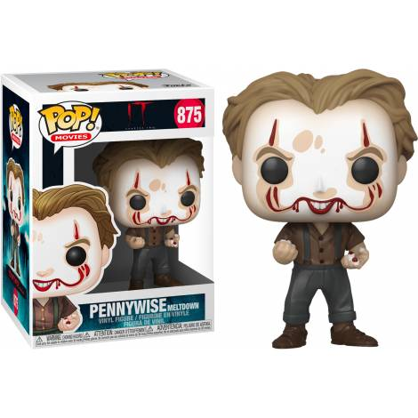 Funko POP! Movies: IT 2 - Pennywise Meltdown # Vinyl Figure #875
