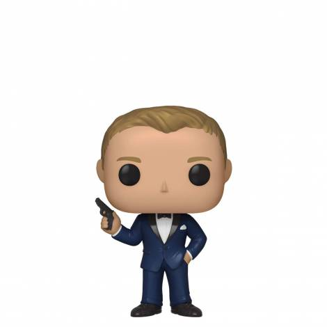 Funko POP! Movies: James Bond - Daniel Craig (Casino Royale) # Vinyl Figure
