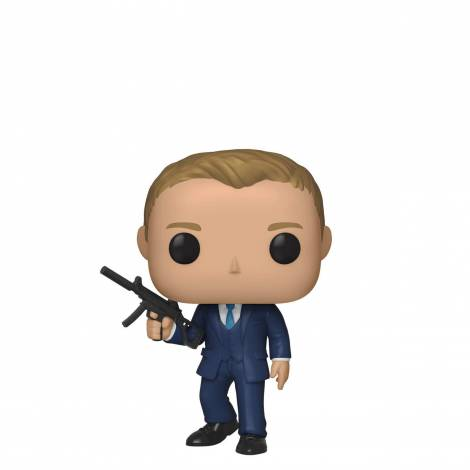 Funko POP! Movies: James Bond - Daniel Craig (Quantum of Solace) # Vinyl Figure