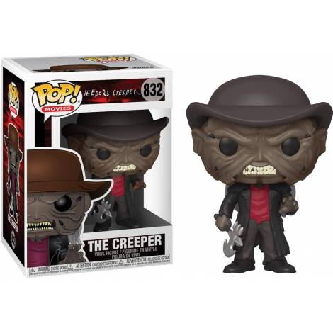 Funko POP Movies: Jeepers Creeper Collectible Figure #832
