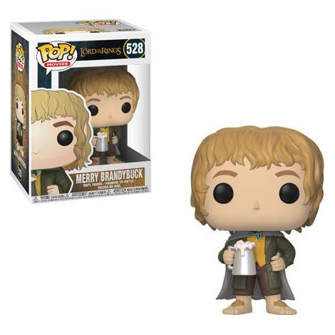 Funko Pop! Movies The Lord Of The Rings - Merry Brandybuck Vinyl Figure (#528)