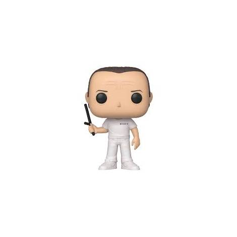 Funko POP! Movies: The Silence Of Lambs - Hannibal Lecter #787 Vinyl Figure