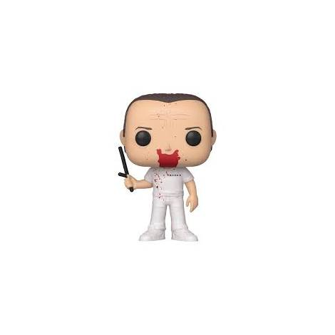 Funko POP! Movies: The Silence Of Lambs - Hannibal Lecter Bloody #788 Vinyl Figure