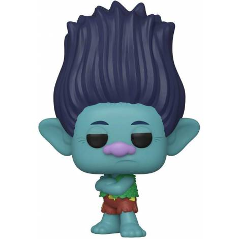 Funko POP! Movies: Trolls World Tour - Branch w/ Chase # Vinyl Figure #47002