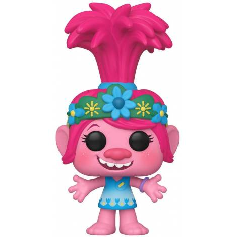 Funko POP! Movies: Trolls World Tour - Poppy # Vinyl Figure #47000