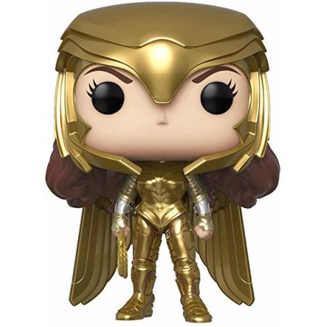 Funko POP! Movies: Wonder Woman 1984 - Wonder Woman (Gold Power Pose) # Vinyl Figure