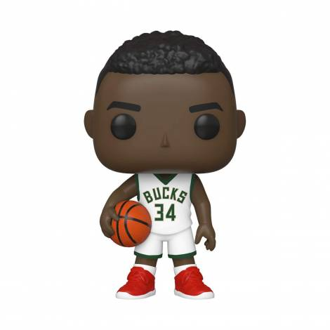 Funko POP! NBA: Bucks - Giannis Antetokounmpo # Vinyl Figure