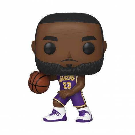 Funko POP! NBA: Lakers - Lebron James # Vinyl Figure
