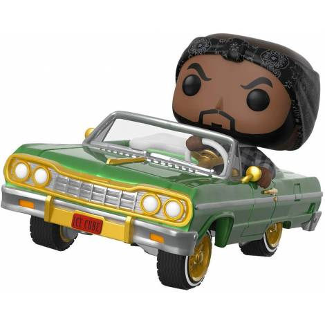 Funko POP! Rides: Ice Cube in Impala # Vinyl Figure