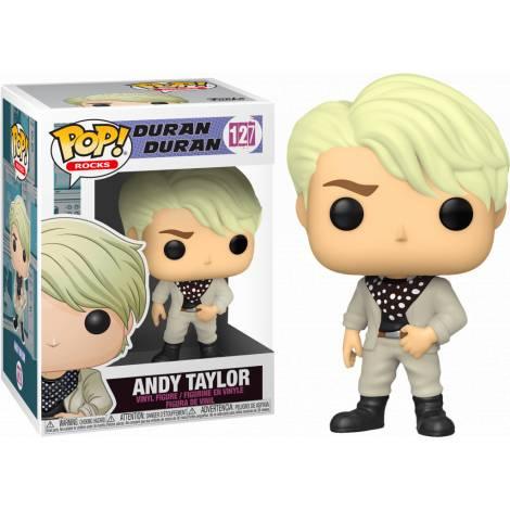 Funko POP! Rocks Duran Duran - Andy Taylor # Vinyl Figure