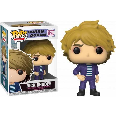 Funko POP! Rocks Duran Duran - Nick Rhodes # Vinyl Figure