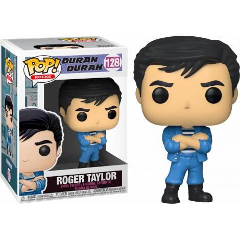 Funko POP! Rocks Duran Duran - Roger Taylor # Vinyl Figure