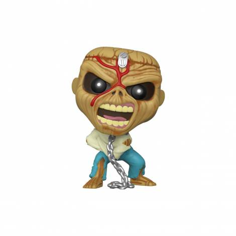 Funko POP! Rocks Iron Maiden - Piece Of Mind (Skeleton Eddie) # Vinyl Figure