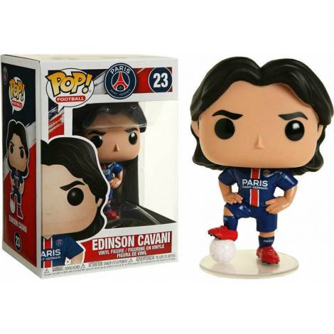 Funko Pop! Sports: Football - Edinson Cavani (psg) #23 Vinyl Figure
